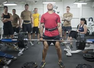 Kreuzheben und Rückenschmerzen